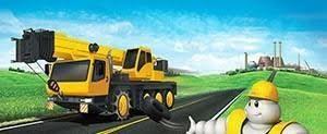 建設・産業用タイヤのお知らせ